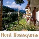 Hotel Rosengarten Val di Fassa