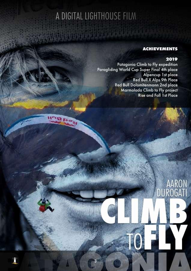 Aaron Durogati: Pilota RedBull X-Alpes 3