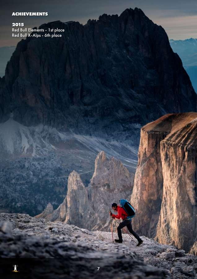 Aaron Durogati: Pilota RedBull X-Alpes 7